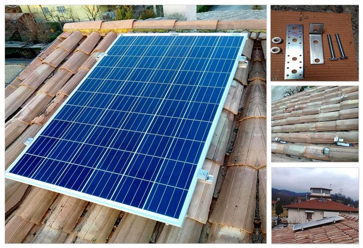 Alta Pianura Veneta 2017 Fotovoltaico a Spina Plug and Play 250 Watt