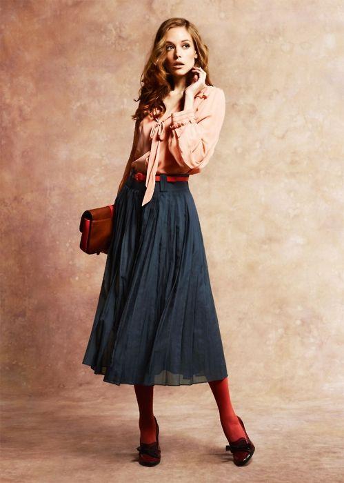 long skirt?: Midi Skirts, Colors Combos, Blouse, Long Skirts, Style Pinboard, Fall Fashion, Fashion Styl, Sisters Missionaries, Maxi Skirts