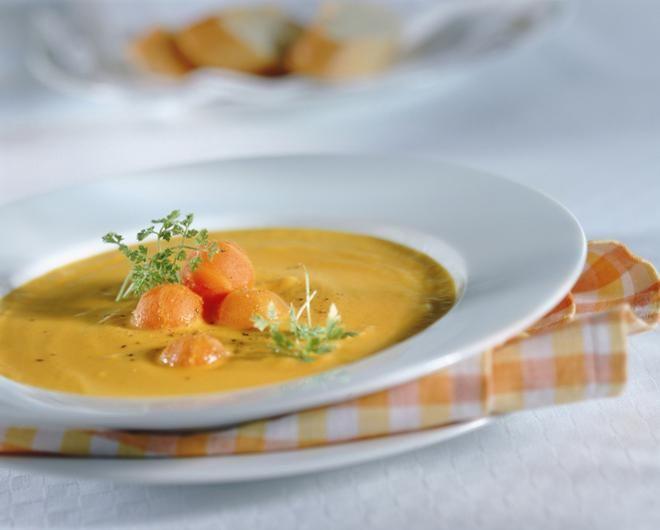 Σούπα κολοκύθας (συνταγή χωρίς γλουτένη)