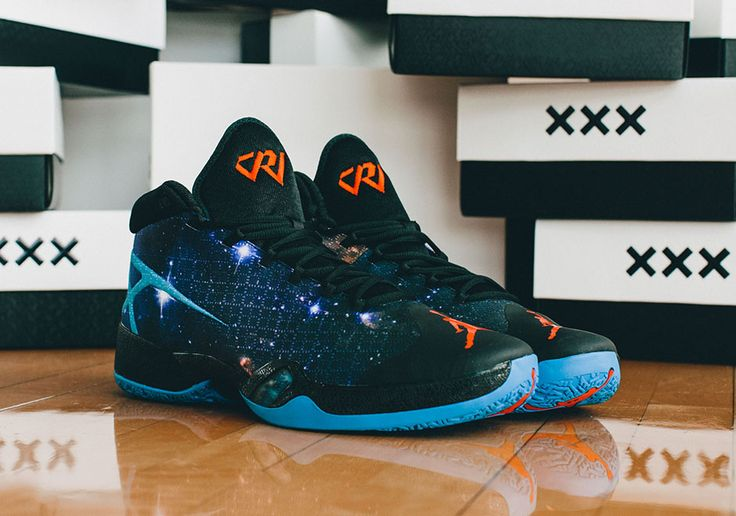 Air Jordan XXX Russell Westbrook Galaxy PE