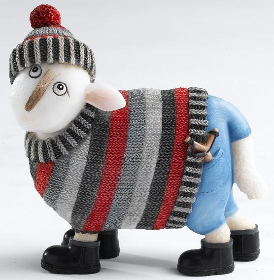 Ewe and Me Sheep Arthur £12 at Uppercut Inverness