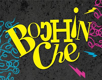 """Check out new work on my @Behance portfolio: """"BOCHINCHE - Identidad barrial"""" http://on.be.net/1G7CiHF"""