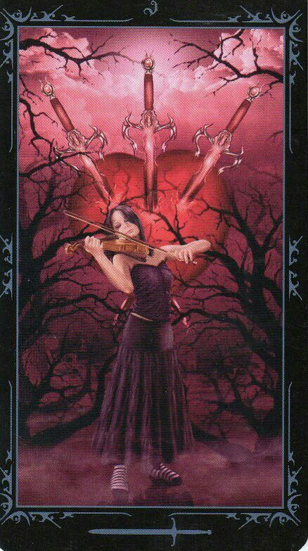 137 Best Dark Angels Tarot / Dark Fairytale Tarot Images