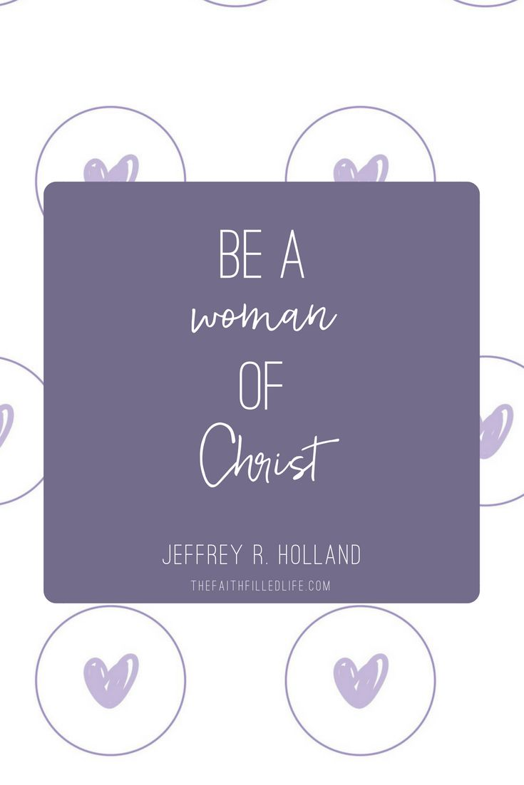 What does it mean to be a woman of Jesus Christ? More importantly, what does it mean to be a Mormon woman of Jesus Christ? We're discussing what it means to be a righteous  woman in September in our newest online study. Won't you join us?