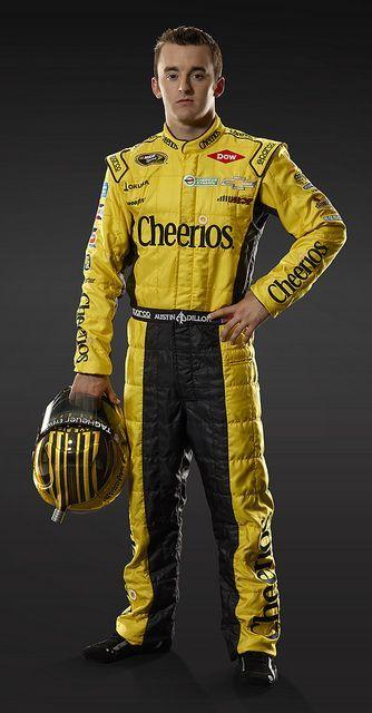 Nascar Race Car Driver Costume