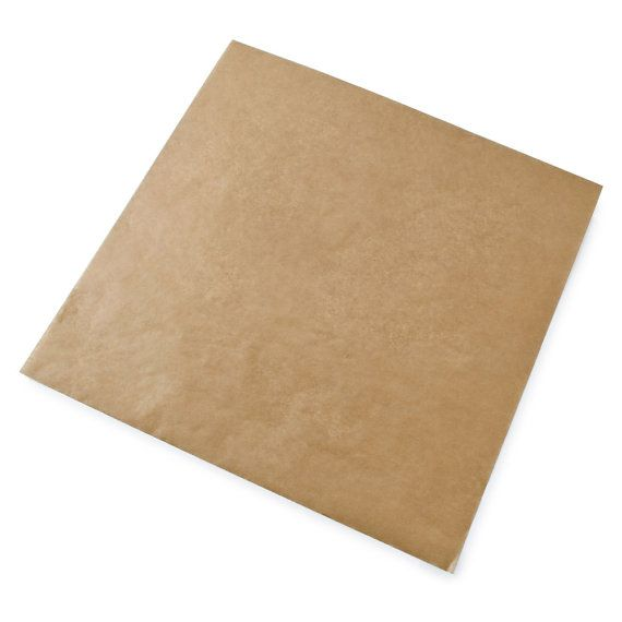 Kraft Sandwich Wrap-- Perfect for: Carnival Party, Circus Party, Tailgating, Sport Events, Movie Nights, Cookouts  This 12 x 12 deli wrap is the environmentally-friendly solution for your deli or sandwich shop. Made from recycled natural kraft paper using an FDA-approved, chlorine-free manufacturing process, a moisture and grease proof barrier makes this paper suitable for messy items! Measures 12 x 12. The sheets ship folded in half.  ***This listing is ONLY for the kraft wrap. The baskets…