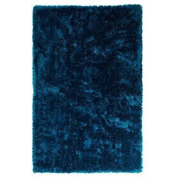Indochine Rug   Peacock   8u0027 X 10u0027