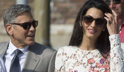 Σε ποιον μοιάζουν τα δίδυμα του ζεύγους Τζορτζ και Αμάλ Κλούνεΐ;