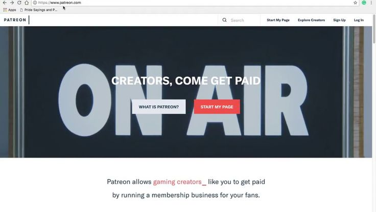 How To Make Patreon Account and Become A Patron