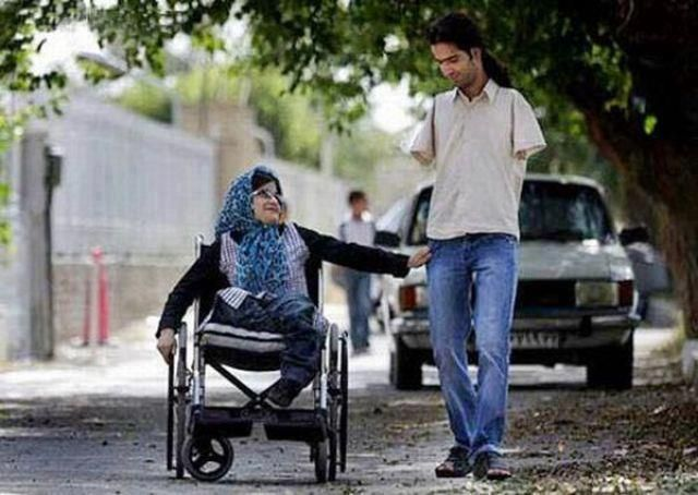 The #wife without feet & the #husband without hands, He eats by her #hands & she walks by his feet….  This disabled couple proves that there is #hope for the rest of us. He has no arms and she has no legs but what they are able to #accomplish is remarkable...
