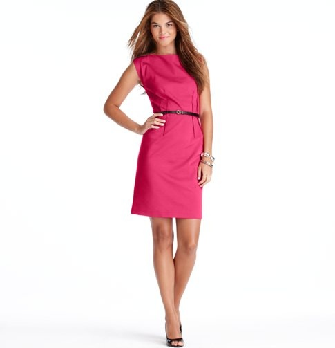 The Ann Taylor dress I just bought for my bridal shower! can't wait to wear it :)