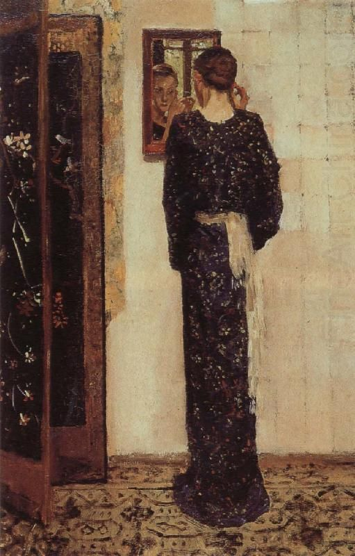 George Hendrik Breitner - The Earring