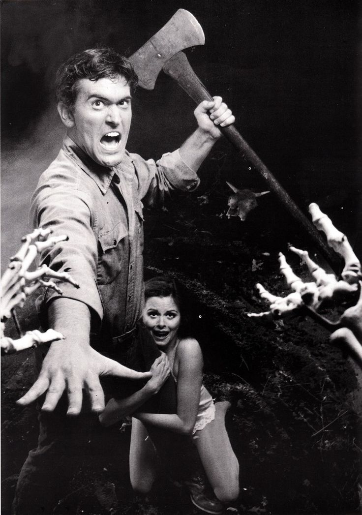 Evil Dead - Bruce Campbell