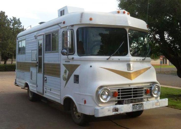 1967 Donhal Oasis Rv Bussen Busses Camper En Vrachtwagens