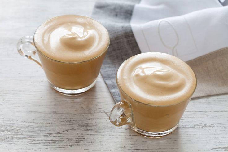 Crema al caffè con il Bimby ricetta
