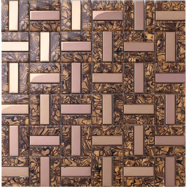 13 best Tiles images on Pinterest | Glass tiles, Mosaics and Mosaic