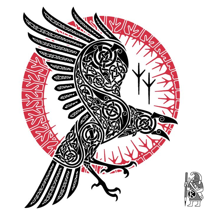 Ragnar's Raven by RAIDHO