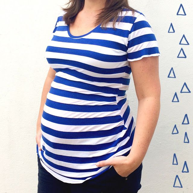 hellozoeb: Maternity Makes #2....The TShirt....