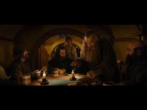 The Avengers/Hobbit Smash Trailer - YouTube