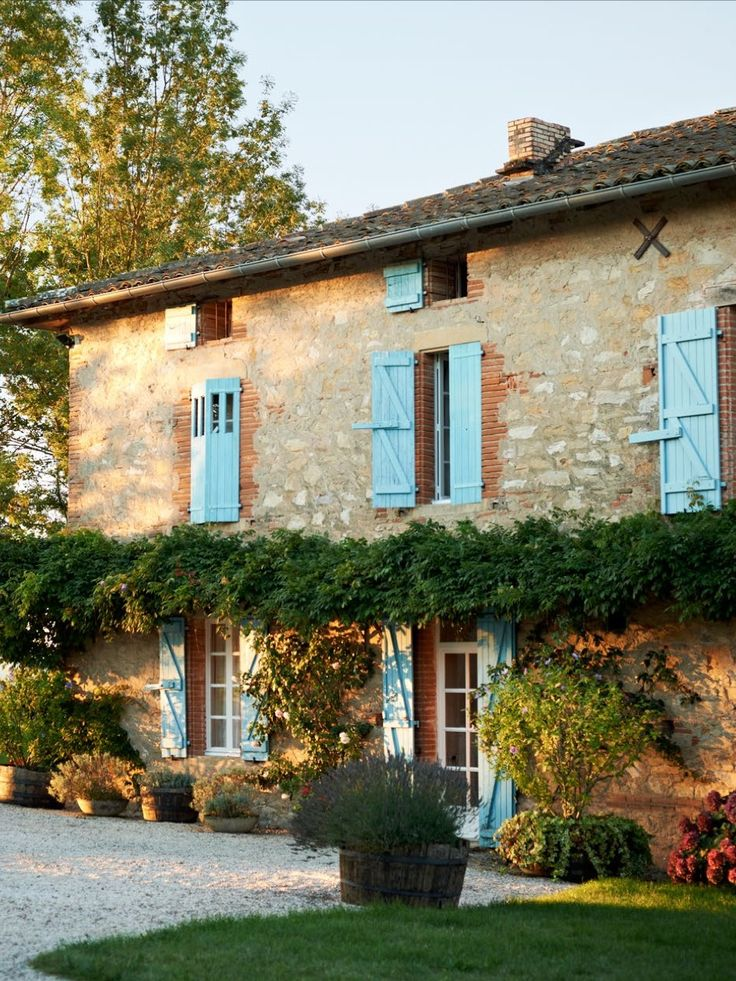 17 migliori idee su esterni di casa di campagna su for Esterno di case di campagna francesi