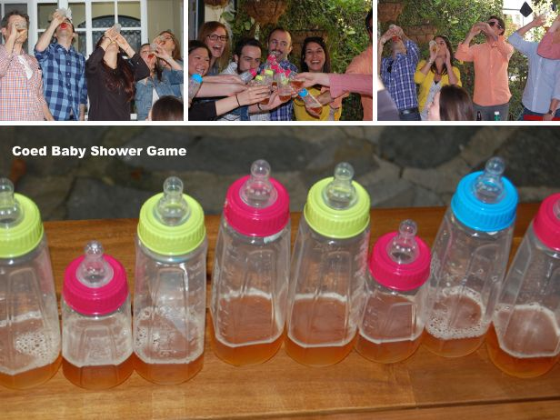 Co Ed Baby Shower Game | DIY Networku0027s Made + Remade