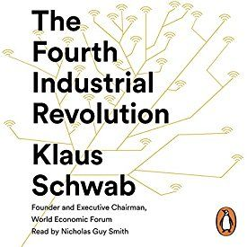 Another must-listen from my #AudibleApp: The Fourth Industrial Revolution