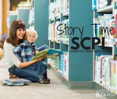 {Updated 1/4/2017} Library Story Times throughout Schenectady County | Macaroni Kid