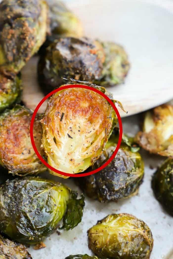 Roasted Brussel Sprouts • The Diary of a Real Housewife  – Recipes – #brussel …   – Roast Recipes