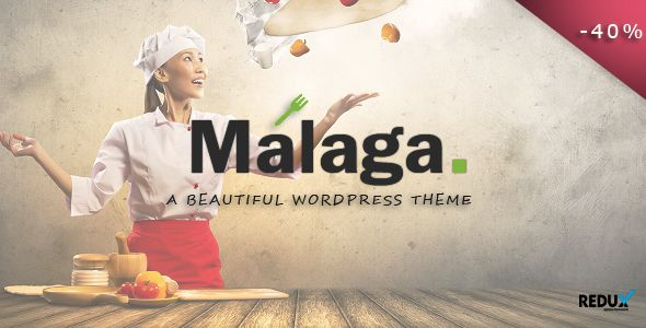 Discount - 40% off!!! MALAGA is a beautiful WordPress blog theme for food bloggers - get it now: https://themeforest.net/item/malaga-a-wordpress-theme-for-food-bloggers/19714164?ref=dronestarstudio