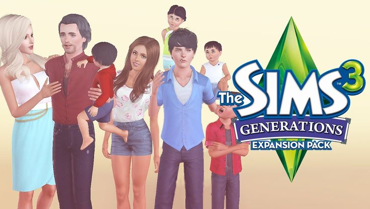 Let's Play the Sims 3 Generations! Part 1: Juliet & Chris - YouTube