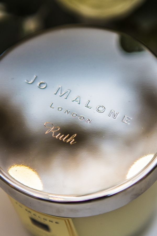 Best Wedding Gift List London : Jo Malone London A Scented Wedding #Gift #Engraving #Wedding