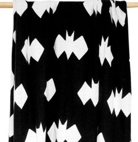 Batman Geo Blanket – Ginger & Gelato Trading Co