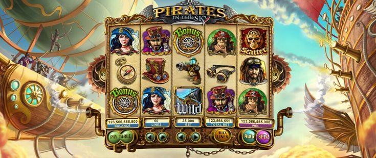 Free Slot Games Pirates
