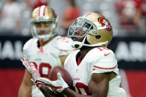 The New England Patriots signed wide receiver DeAndrew White to a contract on Monday.