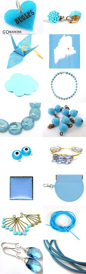 ♥ August Sky ♥ Gifts under 20 by Gabbie on Etsy