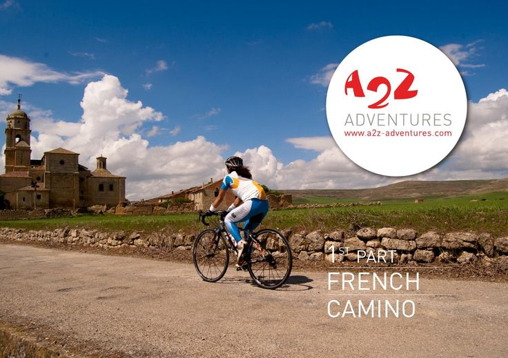 French Camino: 1st part (EN)  Road bike tour from S. Jean Pied de Port to Burgos in the French Way to Santiago de Compostela.