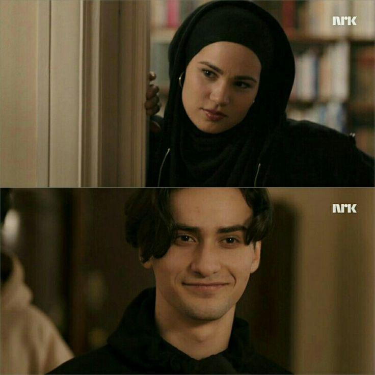 Sana og Yousef | SKAM sesong 4