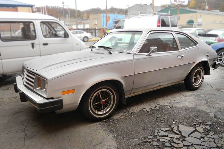 $2,450 Last Year Cat: 1980 Mercury Bobcat - http://barnfinds.com/2450-last-year-cat-1980-mercury-bobcat/