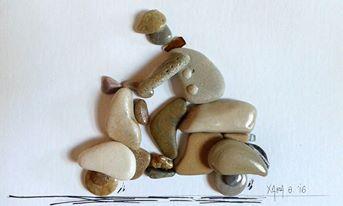 ..Κάντο μ' αγάπη: Οποια πέτρα κι αν σηκώσεις.
