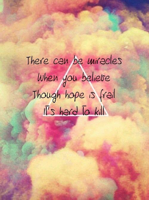 'When you believe' - Whitney Houston & Mariah Carey