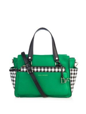 Voyage satchel | Diane Von Furstenberg | MATCHESFASHION.COM UK