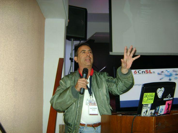 Cloud Computing. Congreso Nacional Software Libre. Maracaibo, 2010.