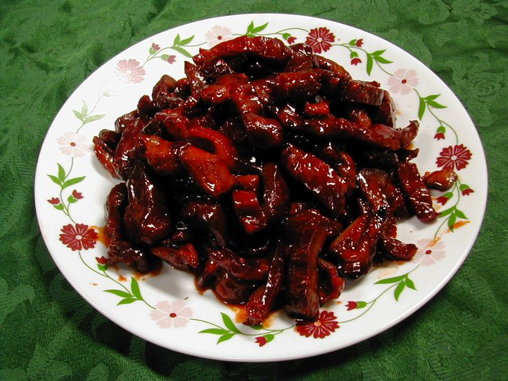Chinese Boneless Spare Ribs. These are the greatest things ever.