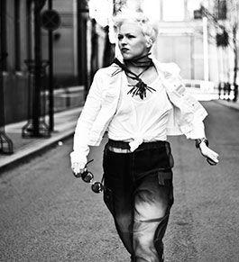 Crazy, adorable, awesome Mariann Thomassen - imiintoyou - celebs.talk.fashion