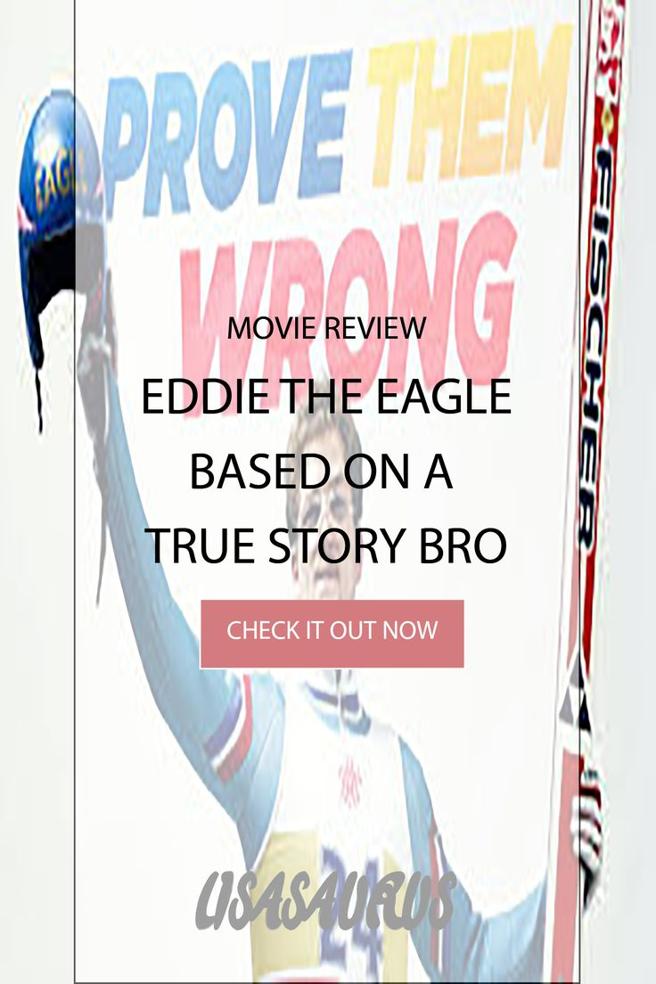 Eddie the eagle movie review a heart warming movie deserving of a great review…
