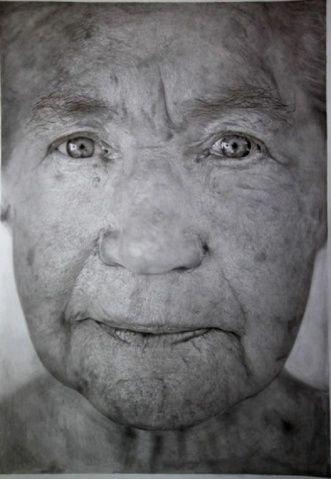 Artista cria retratos hiper-realistas à lápis que lembram fotografias antigas | Virgula