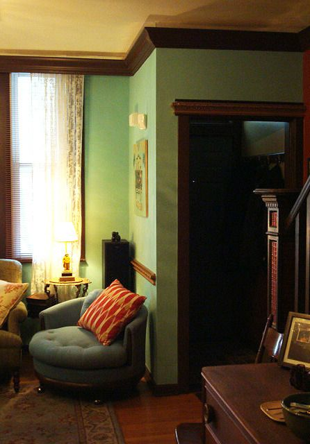 Apartment Therapy Jen Mark 39 S Artfully Eclectic Rowhome