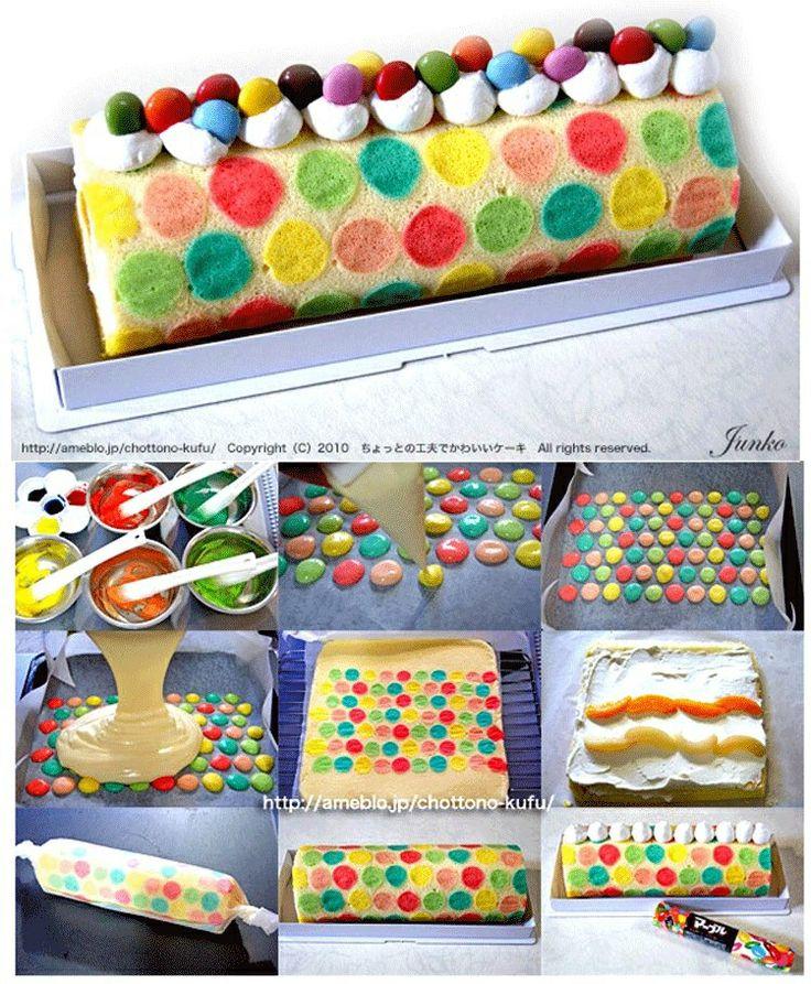 Boules de couleurs