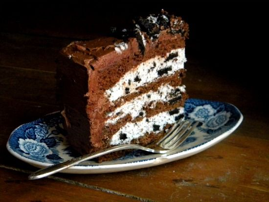 50 Best Chocolate Recipes on the Internet: Chocolates, Sweet, Cookies And Cream, Dark Chocolate, Food, Cream Filling, Chocolate Cakes, Chocolate Layer Cakes, Cake Recipes