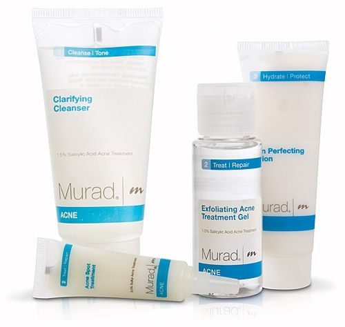 Don't Let Acne Win: Try the Murad Acne Complex Kit Read More: http://www.acneshout.com/exposed-skin-care/murad-acne-complex-kit/